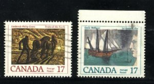 Can #817-18   -3  used VF 1979 PD