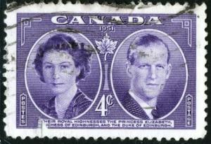 Canada - #315 - Used Fault -1951 - Item C112