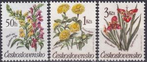 Czechoslovakia #2779-81 MNH CV $2.80 (A19032)
