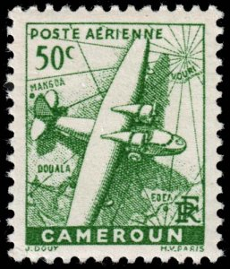 Cameroun - Scott C16 - Mint-Hinged