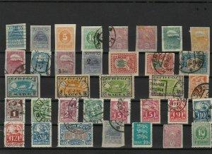 estonia  stamps ref r12132