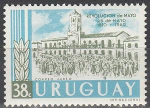 Uruguay #C208 MNH F-VF (V1539)