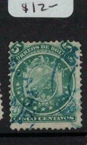 Bolivia SC 15 VFU (4ekv)