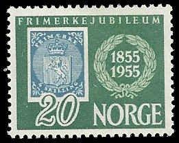 Norway - 337 - Unused - SCV-0.45