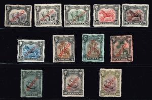 Portugal Stamp Nyassa Company Mint Stamp Collection Lot