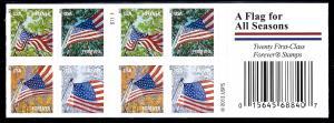 4785d Mint,OG,NH... Booklet Pane... SCV $20.00