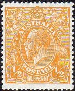 Australia #113 1932 MINT