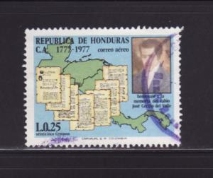 Honduras C624 U José Cecilio del Valle, Policitian (C)
