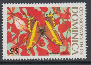 Dominica 1183 Butterfly MNH VF