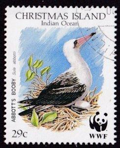 Christmas Island #272 Mint