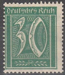 Germany #141 MNH VF (V2006)