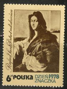 Poland Scott 2292 MNH** 1978 Raphael art stamp