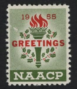 UNITED STATES 1955 NAACP Cinderella   - BARNEYS
