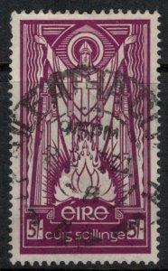 Ireland #122  CV $4.00