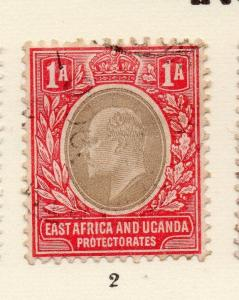 British KUT 1903 Early Issue Fine Used 1a. 266701