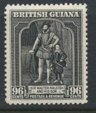 British Guiana SG 299 Mint Hinged  (Sc# 221 see details)