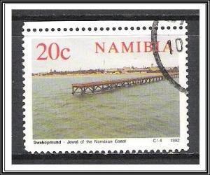 Namibia #714 Views of Swakopmund Used