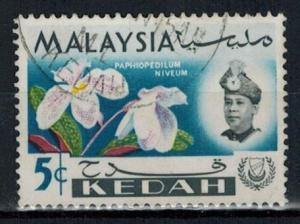 Malaysia - Kedah - Scott 108