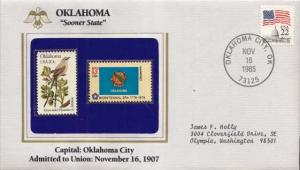 United States, Event, Stamp Collecting, Oklahoma