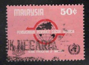 Malaysia Scott 172 Used