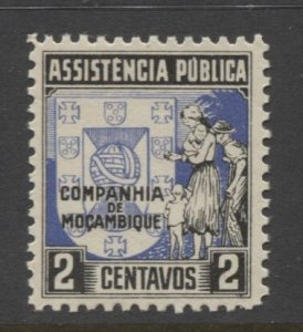 STAMP STATION PERTH - Mozambique Co. #RA3 MNH