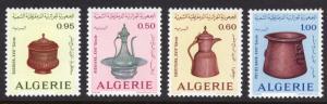 ALGERIA SCOTT 527-530