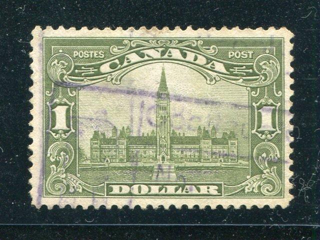 Canada #159  used  VF   -  Lakeshore Philatelics