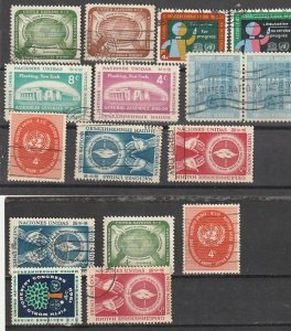 United Nations Used lot#200103-1