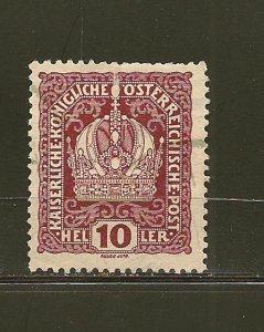 Austria 148 Used