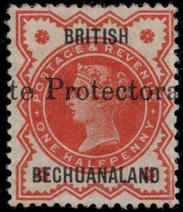 Bechuanaland 1890 SC 51 Mint SCV $275.00