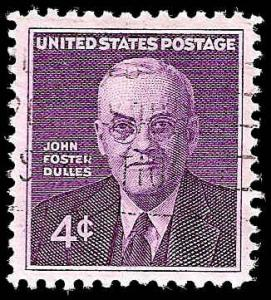 # 1172 USED JOHN FOSTER DULLES