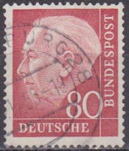 Germany #717 F-VF Used CV $4.50 (ST1472)