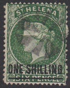 St. Helena 32 Used CV $30.00