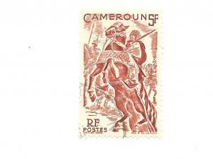 Cameroun 1946 - Scott #316