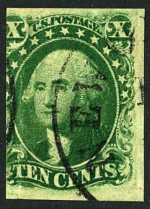 U.S. #16 Used F-VF