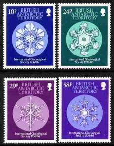 British Antarctic Territory 1986 50th Anniversary of Inte...