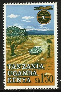 Kenya, Uganda & Tanzania 1965 Scott# 150 MH
