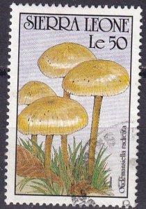 Sierra Leone #1325  F-VF Used CV $2.75  (Z5567)