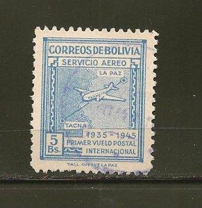 Bolivia C103 Used