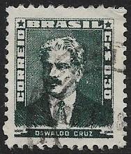 Brazil # 790 - Oswaldo Cruz - used