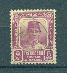 Malaya - Trengganu sc# 26 used cat value $2.00