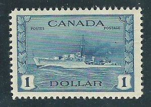 C  #262   Mint NH VF  1942  PD