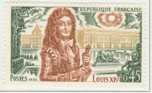 France 1970 Very Fine MH* Stamp A19P9F557