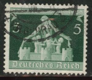 Germany Scott 474 used 1936