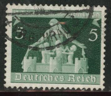 Germany Scott 474 used 1936