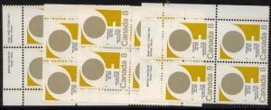 Canada - 1975 UN Intl. Women's Year Blocks VF-NH #668i