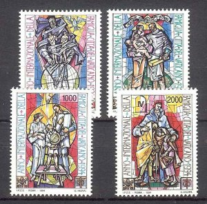 1994 - Vatican # 955-958 - Mint VF/NH