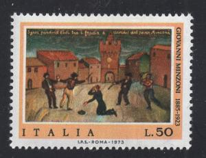 Italy    #1113   1973  MNH  Minzoni
