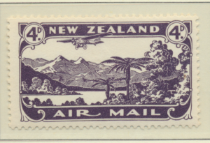New Zealand Stamp Scott #C2, Mint Hinged - Free U.S. Shipping, Free Worldwide...