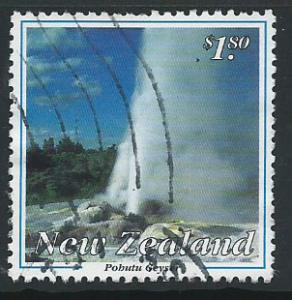 New Zealand SG 1735 VFU